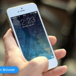 A Fan Celebrates Maxthon for iPhone — Good Viewing!