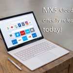 MX5 Cloud Browser Official Release