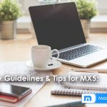 Primary Guidelines & Tips for MX5: UUMail
