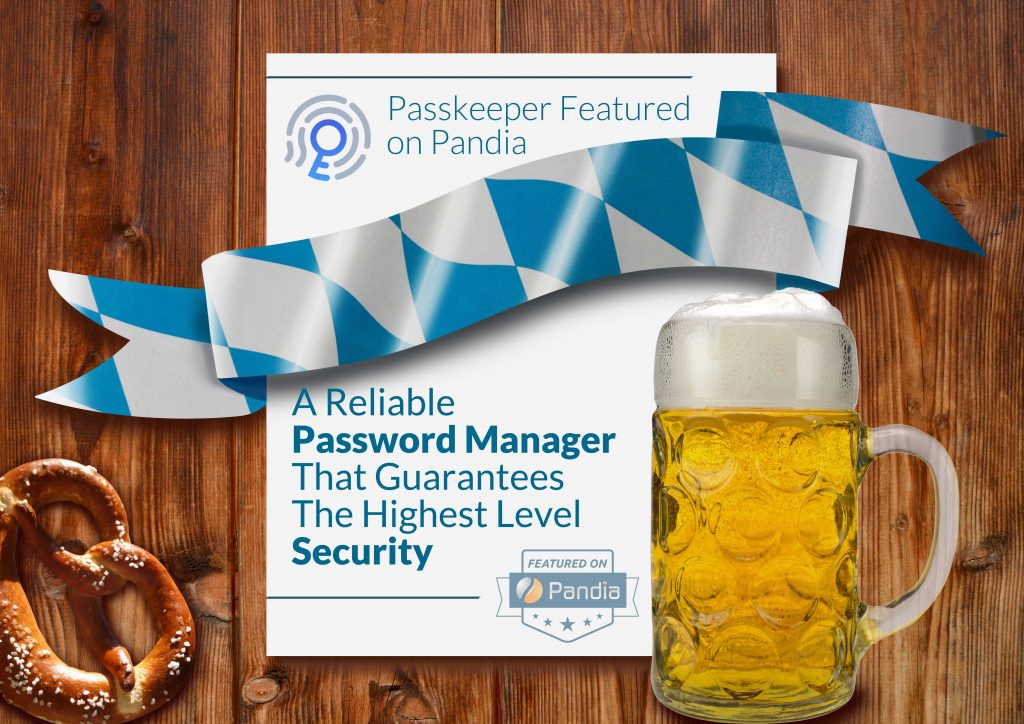 Passkeeper Featured on Pandia: A Reliable Password Manager That Guarantees The Highest Level Security