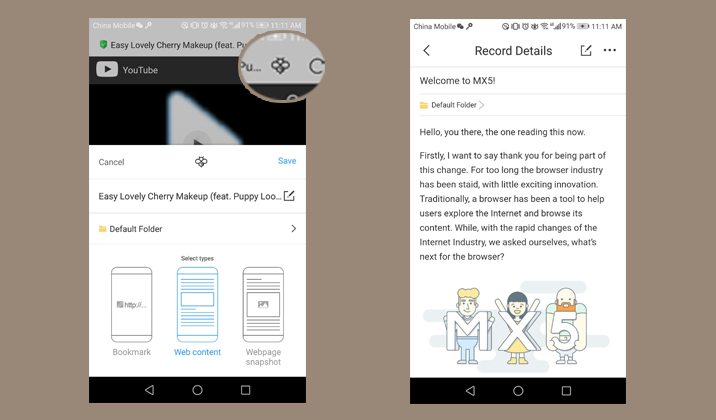 save-mobile-data-by-saving-favorite-web-pages-as-bookmarks