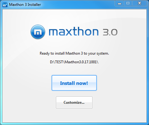 maxthon browser 3